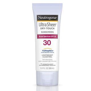 Neutrogena - Ultra Sheer Dry-Touch Sunscreen SPF 30, 3oz