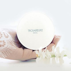 TROIAREUKE - Troiareuke Seoul Ästhetisches Kissen - 2 Farben