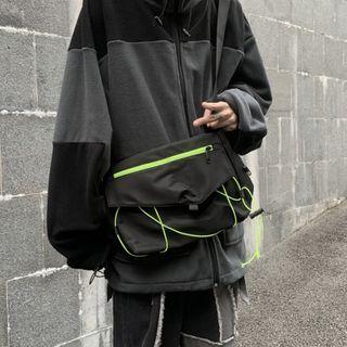 Porstina - Drawcord Messenger Bag