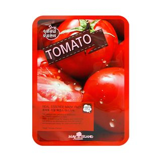 May Island - Tomato Real Essence Mask Pack 1pc