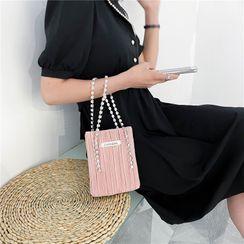 Diamante - Lettering Hand Bag