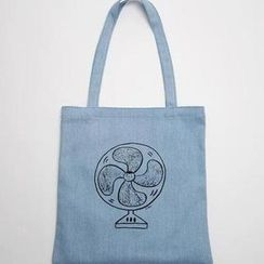 BABOSARANG(バボサラン) - 'SSBA' Series Shopper Bag