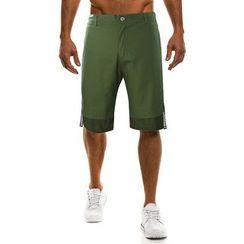 Hansel - Plain Straight Cut Shorts