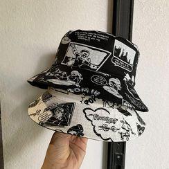 Cap Station - Printed Bucket Hat