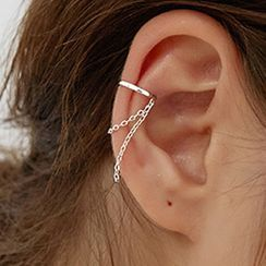 CatSoul - Chained Ear Cuffs