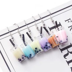 MUNGO - Bubble Tea Drop Earrings