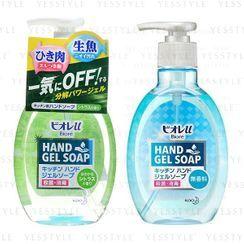 Kao - Biore Hand Gel Soap 250ml - 2 Types