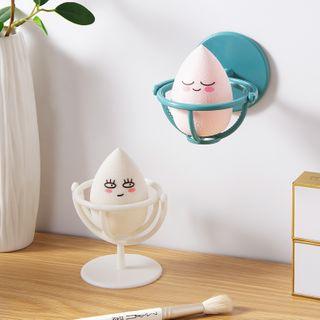Cutie Pie - Adhesive Makeup Sponge Holder