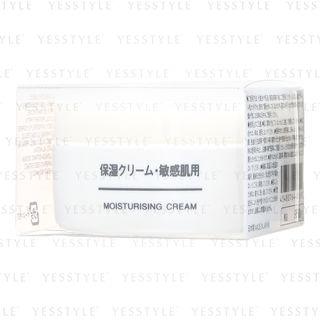 MUJI - Sensitive Skin Moisturising Cream