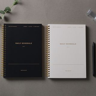 BABOSARANG - A5 Spring 6 Months Diary (M)