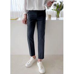 JOGUNSHOP(ジョグンショップ) - Straight-Cut Dress Pants