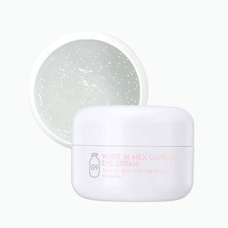 G9SKIN - White In Milk Capsule Eye Cream 30g