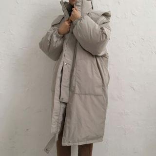 The Cat's Den - Hooded Padded Zip Coat