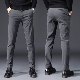 LuJillo - Tapered Dress Pants
