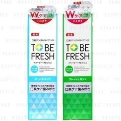 TO BE FRESH - 薄荷牙膏 100g - 2 款