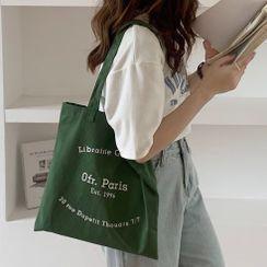 Eastin - 字母印花购物袋