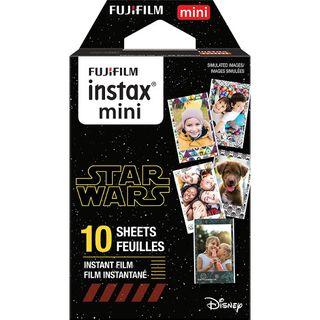 Fujifilm - Fujifilm Instax Mini Film (Star Wars 2020) (10 Sheets per Pack)