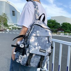 EAVALURE(イーヴァルア) - Tie-Dye Print Backpack