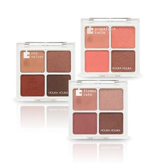 HOLIKA HOLIKA - Piece Matching Shadow Palette (3 Colors)
