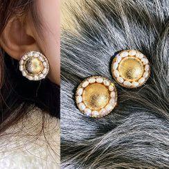 Catalunya - Freshwater Pearl Dangle Earring