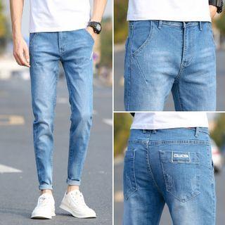 Denimic - 錐形牛仔褲