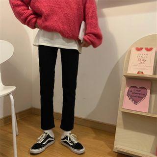 Guajillo - High-Waist Skinny Jeans