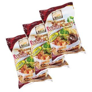Grainee Foods - MyKuali Penang White Curry Soup Noodle (3 packs)