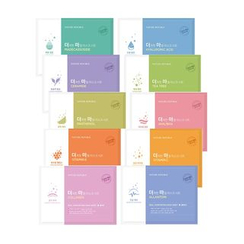 NATURE REPUBLIC - Real Comforting Mask Sheet 1pc (10 Types)