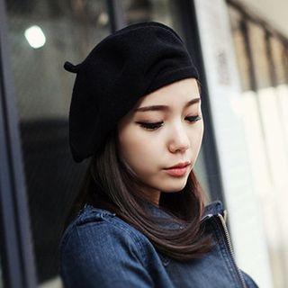 Raconteur - 純色貝雷帽