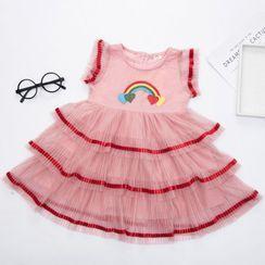 ZiG ZaG - Kids Sleeveless A-line Dress