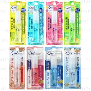 Sunstar - Ora2 Breath Fine Mouth Spray 6ml - 7 Types