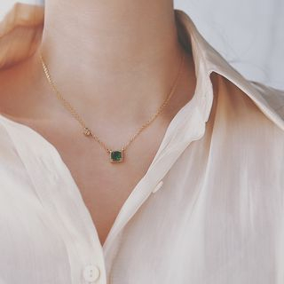 MOMENT OF LOVE - Gemstone Necklace