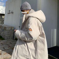 EOW - 小熊夾層大衣