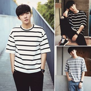 MRCYC - Short-Sleeve Striped T-Shirt