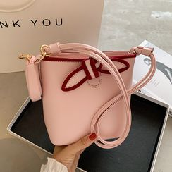 FINO - Bow Bucket Bag