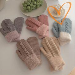 Studio Koi - Fleece-Lined Gloves