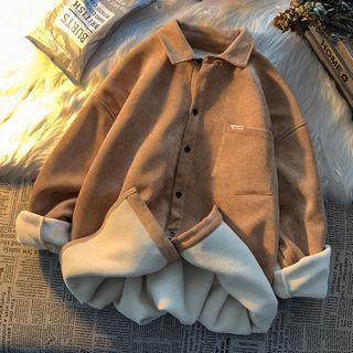 Dukakis - Fleece Lined Shirt