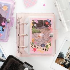 BABOSARANG - Ring Binder Polaroid Photo Album - Instax Mini (S)
