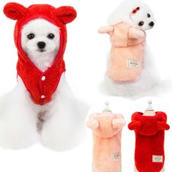 Fabcast - Hooded Pet Top