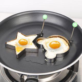 Cassandra - Stainless Steel Egg Mold