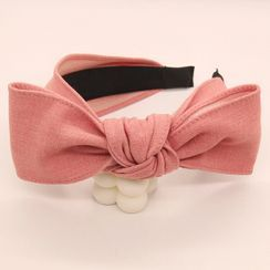 Kozozo - Fabric Bow Headband