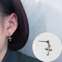 PANGU - 交叉耳環