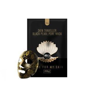no:hj - Skin Traveller Black Pearl Pore Mask