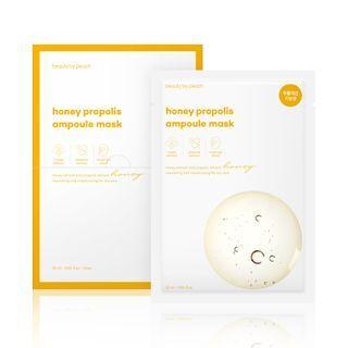 Peach C - Beauty by Peach Honey Propolis Ampoule Mask Set