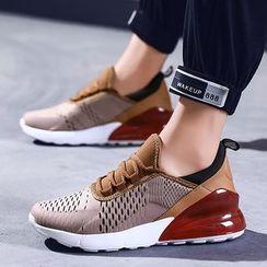 Redrunner - Paneled Mesh Sneakers