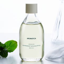 AROMATICA - Awakening Body Oil Peppermint & Eucalyptus