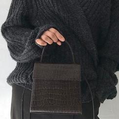 Ikebag - 仿皮手提包