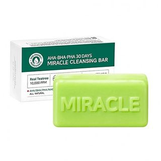 SOME BY MI - AHA, BHA, PHA 30 Days Miracle Cleansing Bar 1pc