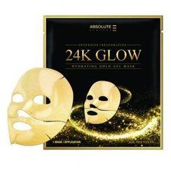 Absolute - 24K Glow Gold Gel Mask