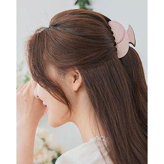 Miss21 Korea - Rhinestone Trim Hair Claw